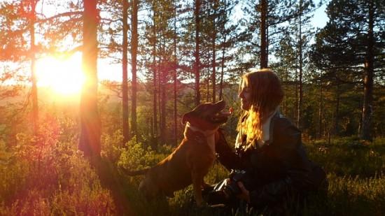 Paseadores de perros, más que una ayuda