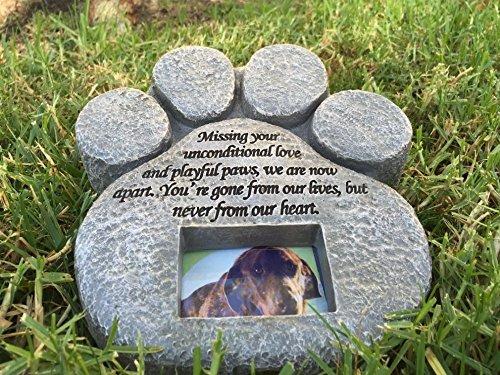 Enterrar a una mascota en el jardín